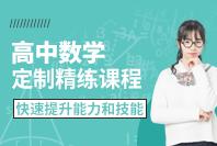状元100教育高中数学定制精练课程